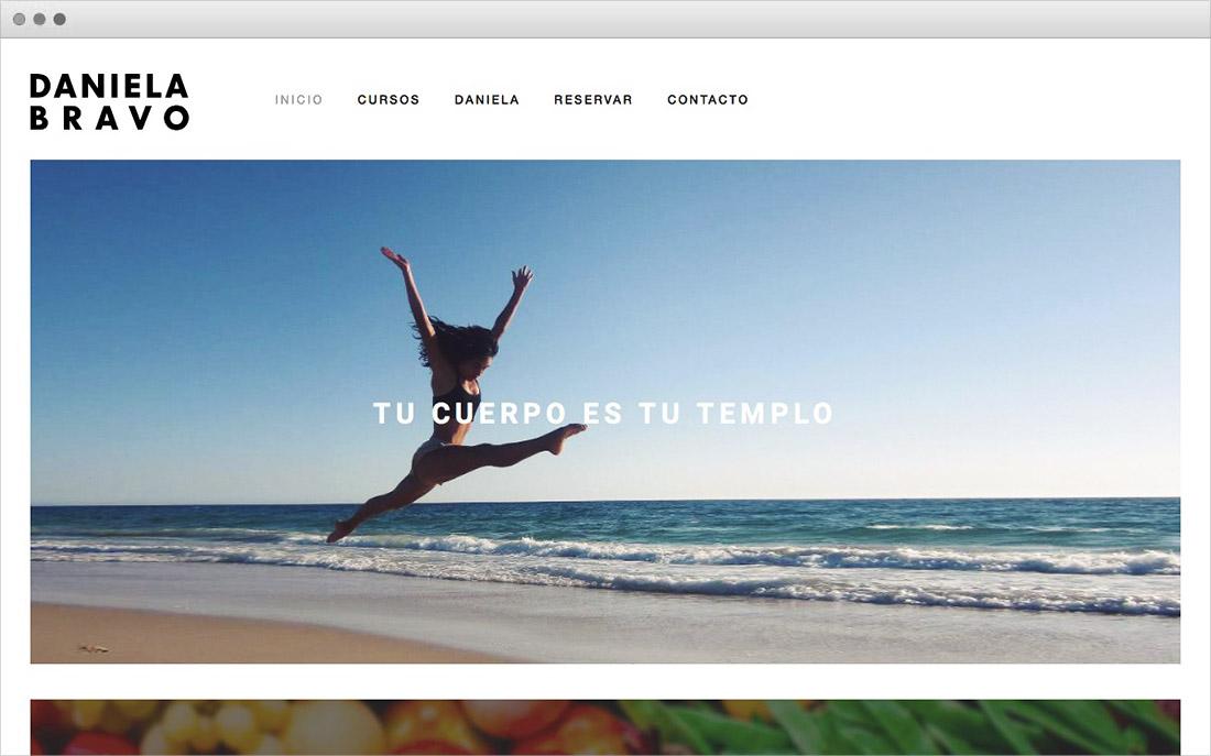 danielabravo_by_llama_web_design_branding_development01